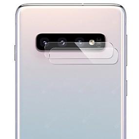 Недорогие Чехлы и кейсы для Galaxy S-Samsung GalaxyScreen ProtectorGalaxy S10 HD Протектор объектива камеры 1 ед. Закаленное стекло