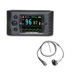 olcso Vérnyomás-CONTEC Pulzoximéter CMS60C mert Napi Könnyű és kényelmes / Pulzoximéter