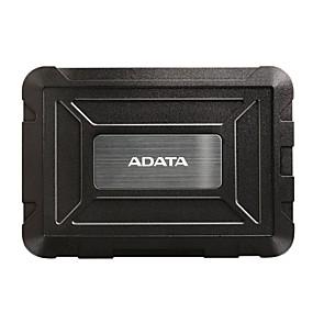 hesapli Hard Disk Kılıfları-ADATA USB 3.0 için SATA 3.0 Harici Sabit Sürücü Muhafazası Çok-fonksiyonlu / Şoka Dayanıklı / Tak Çalıştır / Oynat / Aracı ücretsiz kurulum 2000 GB ED600