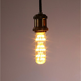 voordelige LED-gloeilampen-1pc 3 W LED-gloeilampen 190-290 lm E26 / E27 45 LED-kralen 220 V
