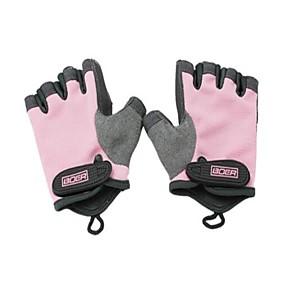 voordelige Motorhandschoenen-Half-vinger Dames Motorhandschoenen Nylon Ademend / Slijtvast / Antislip