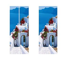 رخيصةأون ملصقات ديكور-ملصقات الباب - لواصق مناظر طبيعية / تصويري غرفة الجلوس / غرفة النوم