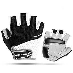 voordelige Motorhandschoenen-Half-vinger Unisex Motorhandschoenen Nylon Ademend / Slijtvast / Antislip