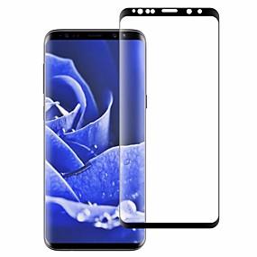 Недорогие Чехлы и кейсы для Galaxy S-Защитные пленки samsungscreen8 плюс защитная пленка для экрана высокой четкости (hd) 1 шт. закаленное стекло