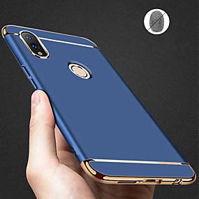 Недорогие Чехлы и кейсы для Huawei Honor-Кейс для Назначение Huawei Huawei Honor 10 / Honor 9 / Huawei Honor 9 Lite Защита от удара / Покрытие / Ультратонкий Чехол Однотонный Твердый ПК