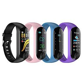 povoljno Smart Wristbands-KUPENG Y10 Žene Smart Narukvica Android iOS Bluetooth Vodootporno Ekran na dodir Heart Rate Monitor Mjerenje krvnog tlaka Kalorija Podešivač vremena Brojač koraka Podsjetnik za pozive Mjera