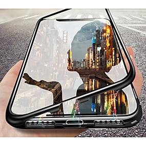Недорогие Чехлы и кейсы для Huawei Mate-Кейс для Назначение Huawei Huawei Nova 3i / Huawei Note 10 / Huawei P20 Полупрозрачный Чехол Однотонный Твердый Закаленное стекло / P10 Plus / P10 Lite / P10