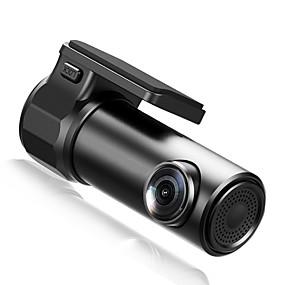Недорогие Видеорегистраторы для авто-Junsun S30 720p мини HD Автомобильный видеорегистратор широкоугольный 150 градусов без экрана (вывод по приложению) видеорегистратор с Wi-Fi / G-сенсор / обнаружение движения автомобильный рекордер