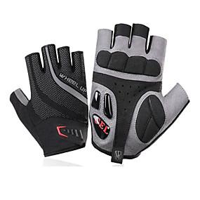 Недорогие Мотоциклетные перчатки-Half-палец Универсальные Мотоцикл перчатки Лайкра / SBR Дышащий / Износостойкий / Non Slip