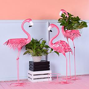 olcso Otthon & kert-Dekoratív tárgyak, Vas minimalista stílusú mert Lakásdekoráció Ajándékok 2pcs