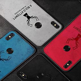 voordelige Galaxy S7 Edge Hoesjes / covers-hoesje Voor Samsung Galaxy S9 / S9 Plus / S8 Plus Beplating / Patroon Achterkant dier Zacht TPU