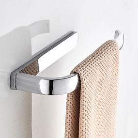 رخيصةأون أدوات الحمام-قضيب المنشفة تصميم جديد معاصر / الحديث نحاس 1PC مثبت على الحائط
