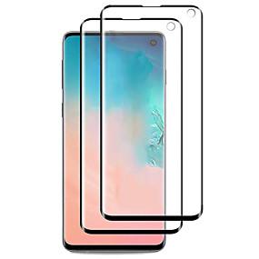 Недорогие Чехлы и кейсы для Galaxy S-Samsung GalaxyScreen ProtectorGalaxy S10 E Уровень защиты 9H Защитная пленка на всё устройство 2 штs Закаленное стекло
