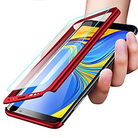 voordelige Galaxy S7 Edge Hoesjes / covers-hoesje Voor Samsung Galaxy S9 / S9 Plus / S8 Plus Schokbestendig / Ultradun / Mat Volledig hoesje Effen Hard PC