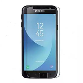 olcso Other Sorozat Samsung képernyővédők-Samsung GalaxyScreen ProtectorJ5 (2017) High Definition (HD) Kijelzővédő fólia 1 db Edzett üveg