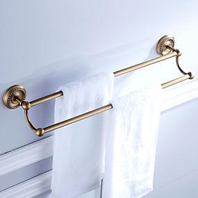 رخيصةأون أدوات الحمام-شريط منشفة تصميم جديد الحديثة / المعاصرة النحاس 1pc الحائط