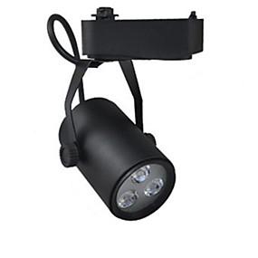 olcso Mennyezeti LED lámpák-1db 3 W 300 lm 3 LED gyöngyök Sínrendszeres világítás Meleg fehér Hideg fehér 85-265 V Kereskedelmi Otthon / iroda Nappali / ebédlő / RoHs / CE