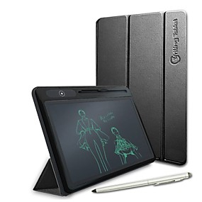 olcso Grafikus táblák-LITBest HYX10 A gyerekek LCD író tabletta elektronikus rajz Doodle fórumon 2048 10.1 hüvelyk