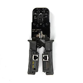 رخيصةأون كماشة-Rj45 lan شبكة الكابل المكشكش كماشة أدوات القطع كابل الفاحص كماشة 6 وعاء / 8 وعاء سلك القاطع اختبار أداة العقص كماشة