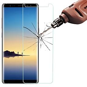 Недорогие Чехлы и кейсы для Galaxy Note-2шт HD закаленное стекло защитная пленка для Samsung Примечание 8