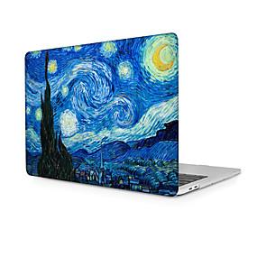 """povoljno MacBook Pro 13"""" maske-van gogh ulje na platnu za macbook pro zračna mrežnica zaštitni poklopac 11/12/13/15 (a1278-a1989) pvc tvrdi oklop"""
