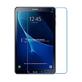 Недорогие Galaxy Tab Защитные пленки-Samsung GalaxyScreen ProtectorTab A 10.1 (2016) Уровень защиты 9H Защитная пленка для экрана 1 ед. Закаленное стекло