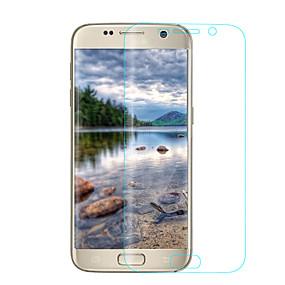 Недорогие Чехлы и кейсы для Galaxy S-Samsung GalaxyScreen ProtectorS7 edge HD Защитная пленка для экрана 1 ед. PET