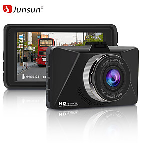voordelige Auto-elektronica-Junsun Q6 Full HD 1080p auto DVR-camera 3 inch video-opname wdr dashcam nachtzicht auto recorder parkeermonitor