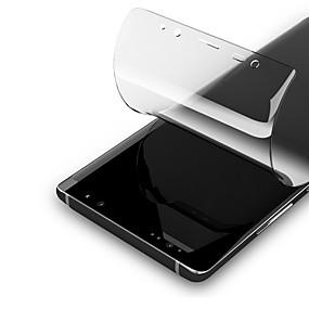 Недорогие Чехлы и кейсы для Galaxy S-защитная пленка для samsung galaxy s8 / s8 plus / s9 pet 1 шт. передняя защитная пленка для экрана высокой четкости (hd) / защита от царапин / анти-отпечатков пальцев