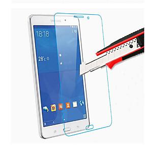 Недорогие Galaxy Tab Защитные пленки-Samsung GalaxyScreen ProtectorTab 4 7.0 Уровень защиты 9H Защитная пленка для экрана 1 ед. Закаленное стекло