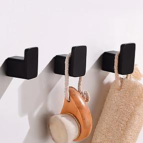 ieftine Gadget Baie-Agățătoare Capot Creative Fun & Whimsical Aluminiu 3pcs - Baie / Hotel baie Montaj Perete