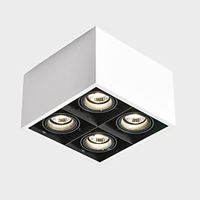 Недорогие Даунлайт-ZHISHU 1 комплект 30 W 1500 lm 1 Светодиодные бусины Простая установка Новый дизайн LED даунлайт Интеллектуальные огни Тёплый белый Холодный белый 220-240 V 110-120 V