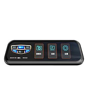 voordelige Auto DVR's-Factory OEM V1-jili 1080p Anti-condens / Nieuw Design Auto DVR 170 graden Wijde hoek 3.5 inch(es) Dash Cam met G-Sensor / Continu-opname / Delay Shutdown Autorecorder