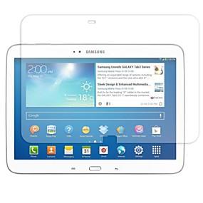 Недорогие Galaxy Tab Защитные пленки-Samsung GalaxyScreen ProtectorTab 3 10.1 Уровень защиты 9H Защитная пленка для экрана 1 ед. Закаленное стекло