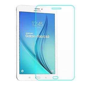 Недорогие Galaxy Tab Защитные пленки-Samsung GalaxyScreen ProtectorTab E 8.0 Уровень защиты 9H Защитная пленка для экрана 1 ед. Закаленное стекло