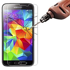 Недорогие Защитные пленки для Samsung-Защитная пленка из закаленного стекла для Samsung on7 (2016) / j3 (2017) / j4 plus (2018) / j7 prime / j5 (2016) / j6 plus / j7 (2017) / j5 (2017) / j3 / on5 prime / J5 премьер