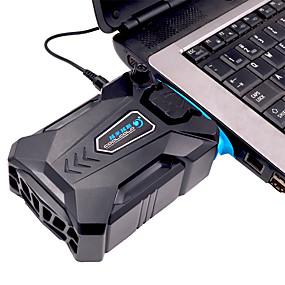 povoljno USB gadgeti-COOLCOLD BM3 Vakuum hladnjak za prijenosna računala ABS plastika Prijenosno Podesiva brzina ventilatora Podesivi kut Ventilator
