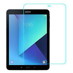 זול Galaxy Tab מגני מסך-מגן מסך מבריק וברור גבוה לטאבלט סמסונג גלקסי s3 9.7 t820 t825 sm-t820 טאבלט