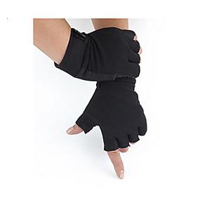 Недорогие Мотоциклетные перчатки-Half-палец Муж. Мотоцикл перчатки Нейлон ПВА Износостойкий