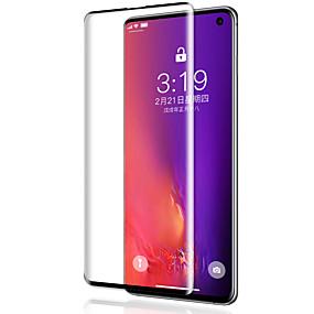 tanie Folie ochronne do Samsunga-Samsung GalaxyScreen ProtectorS9 Wysoka rozdzielczość (HD) Folia ochronna na całą obudowę 1 szt. Szkło hartowane