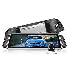 Недорогие Видеорегистраторы для авто-Factory OEM G900 1080p Противо-туманное покрытие Автомобильный видеорегистратор 170° Широкий угол 4 дюймовый IPS Капюшон с Режим парковки / Циклическая запись Автомобильный рекордер