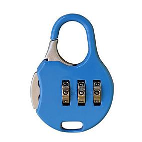 olcso Mechanical Locks-108# Számkódos lakat cink ötvözet mert Poggyász / Bőrönd