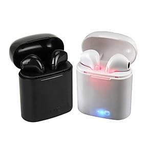 povoljno Bežični stil-litbest i7s-lx tws istinske bežične slušalice air earbuds bluetooth 5.0 bežične sportske handsfree mini mini slušalice airpods alternative