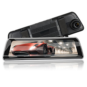 Недорогие Видеорегистраторы для авто-Factory OEM S2 Противо-туманное покрытие Автомобильный видеорегистратор 170° Широкий угол 3.8 дюймовый IPS Капюшон с Ночное видение / G-Sensor Автомобильный рекордер