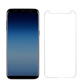 Недорогие Чехлы и кейсы для Galaxy A-Samsung GalaxyScreen ProtectorA8 2018 Уровень защиты 9H Защитная пленка для экрана 1 ед. Закаленное стекло