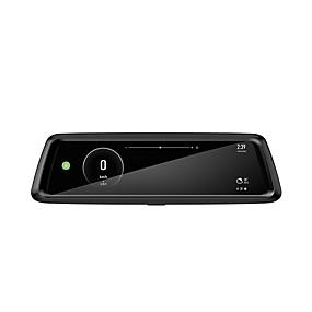 voordelige Auto DVR's-Factory OEM T903 1080p Auto DVR 170 graden Wijde hoek 10.6 inch(es) IPS Dash Cam met WIFI / GPS / Continu-opname Autorecorder