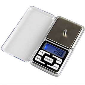 povoljno Digitalne vage-0,01-200g LCD digitalni zaslon digitalni nakit razmjera mini džep digitalni razmjera doma život