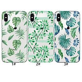 voordelige iPhone 11 Pro Max hoesjes-hoesje voor apple iphone xr / iphone xs max patroon achterkant boom soft tpu voor iphone 6 6 plus 6s 6s plus 7 8 7 plus 8 plus x xs