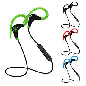 رخيصةأون سماعات الرياضة-LITBest BT-1 سماعة رأس حول الرقبة لاسلكي الرياضة واللياقة البدنية بلوتوث 4.2 مع ميكريفون مع التحكم في مستوى الصوت