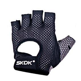 povoljno Motociklističke rukavice-polu-prst unisex rukavice za motocikle polyster bez klizanja / otporno na habanje / prozračan